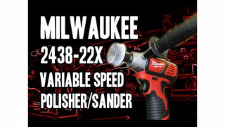 Real Tool Reviews' Milwaukee M12 Variable Speed Polisher/Sander Video