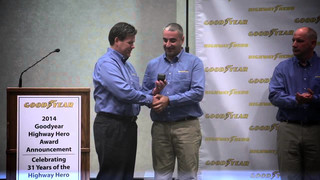 Goodyear North America Highway Hero Event 2014