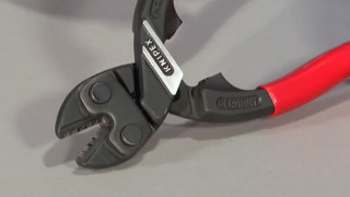 KNIPEX CoBolt Mini Bolt Cutters Video
