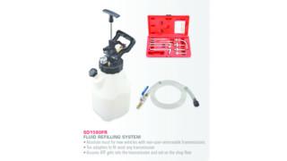 Fluid Refilling System, No. SD1580FR