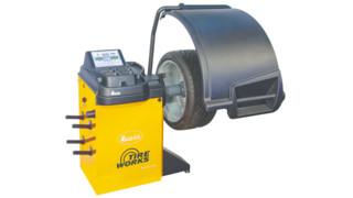TECO 66 wheel balancer