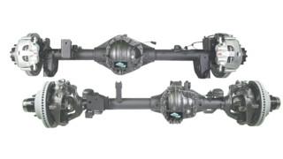 Ultimate Dana 60 axles