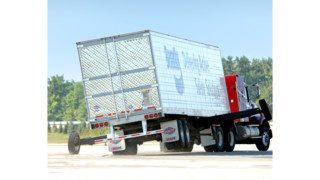 3000R base model refrigerated trailers