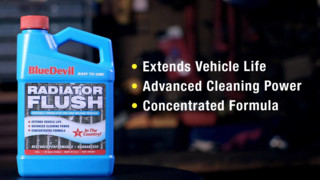 BlueDevil Radiator Flush - Product Spotlight #2 Video