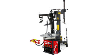 SM915PRO Swing Arm Tire Changer with Press Arm