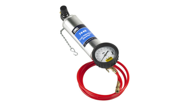 OTC 7448 fuel injection cleaner