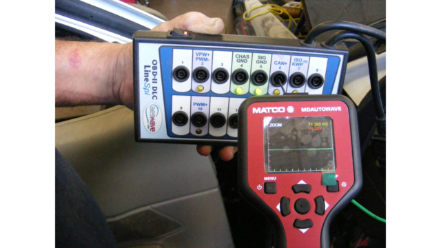 Tool Briefing: CAN bus communication failure