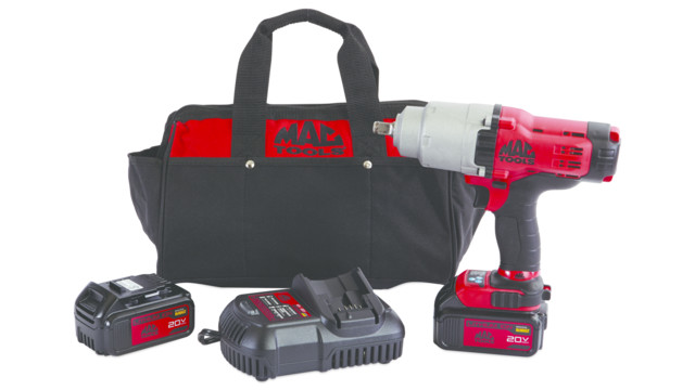 """20V 1/2"""" Drive Impact Wrench, No. BWP050-L2"""