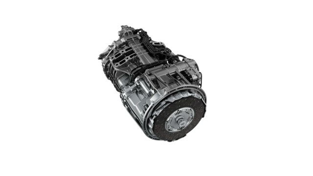 Intelligent Powertrain Management system standard on Detroit DT12 automated manual transmissions