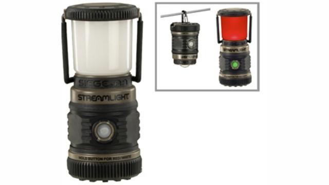 Streamlight introduces Siege AA Lantern