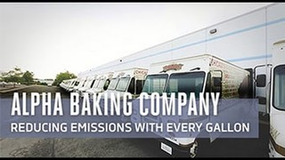 Propane Autogas Fleet Testimonial: Alpha Baking Company Video