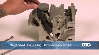 OTC Ford Spark Plug Remover Kit Video