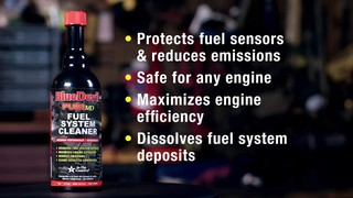 BlueDevil Fuel MD Fuel System Cleaner - Product Spotlight #7 Video