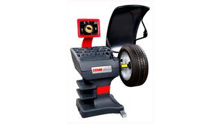 ER85 Diagnostic Wheel Balancer