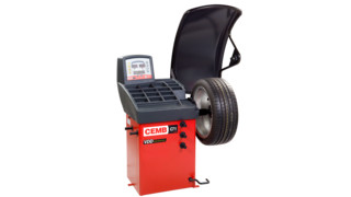 C71 EVO Wheel Balancer