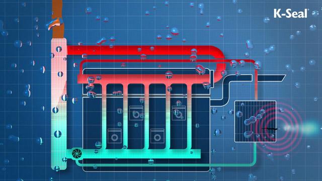 Solv-Tec K-Seal repairs engine heater core leaks Video