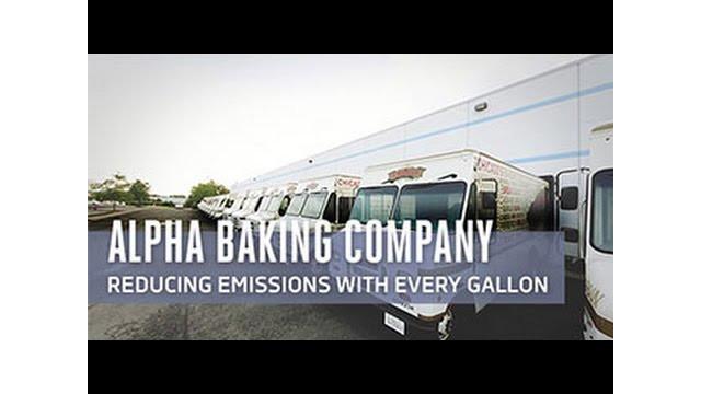 Propane Autogas Fleet Testimonial: Alpha Baking Company Video