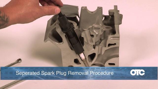 OTC Ford Spark Plug Remover Kit Video
