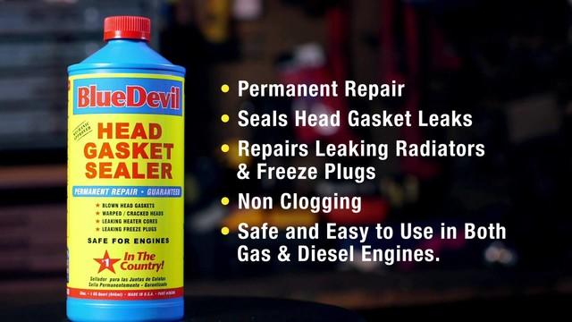 BlueDevil Head Gasket Sealer - Product Spotlight #1 Video