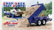 Airtow introduces multi-purpose 3D Series - Drop-Deck and Dump trailer