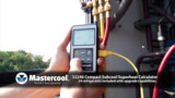 Mastercool 52246 Compact SubCool SuperHeat Calculator Video