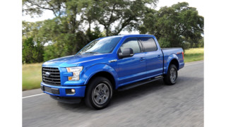 New Ford F-150 named North American Truck/Utility of the Year