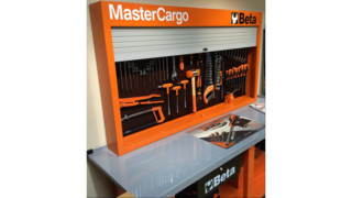Wall Panel Tool Storage System, No. C57P