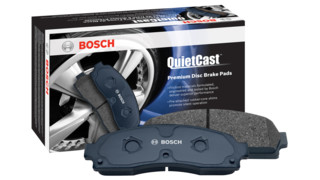 Bosch offers copper-free brake pads ahead of 2025 requirement