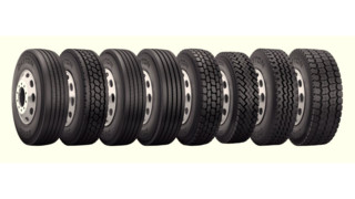 Bridgestone Commercial launches line of Dayton commercial truck tires