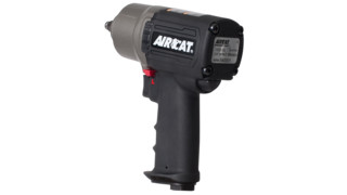 AIRCAT Pneumatic Impact Wrench Series, Nos.  1350-XL, 1275-XL and 1770-XL