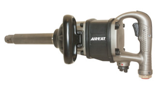 "AIRCAT Pneumatic 1"" x 8"" Impact Wrench, No. 1900-A"