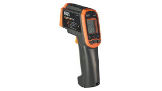 12:1 Dual Laser Infrared Thermometer, No. IR2000A