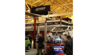 Chief and Elektron to showcase collision repair equipment at NADA Expo