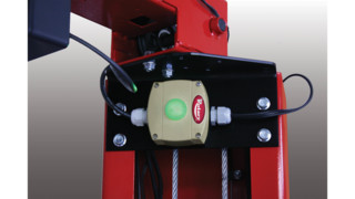 Rotary Lift introduces the LockLight lift safety accessory