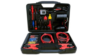 Multi-Function Test Lead Kit, No. AMFTLK12