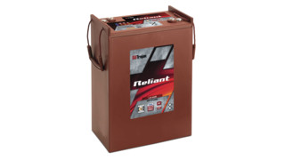 Reliant AGM line of deep-cycle batteries