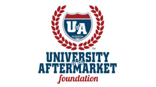 University of the Aftermarket Foundation  unveils new logo