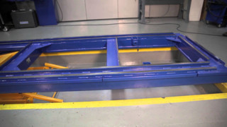 Car-O-Liner Benchrack Vehicle Frame Alignment System Video