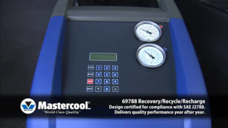 Mastercool 69788 Recovery/Recycle/Recharge Video