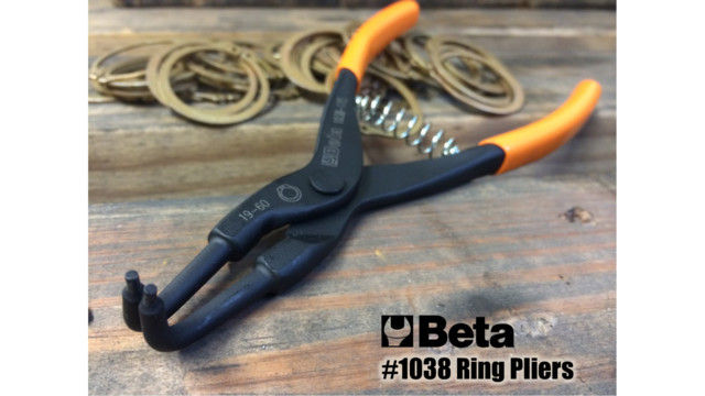 External Ring Pliers, No. 1038