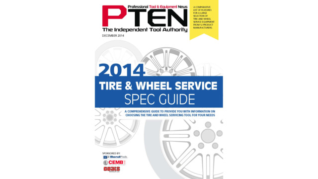2014 PTEN Tire and Wheel Spec Guide