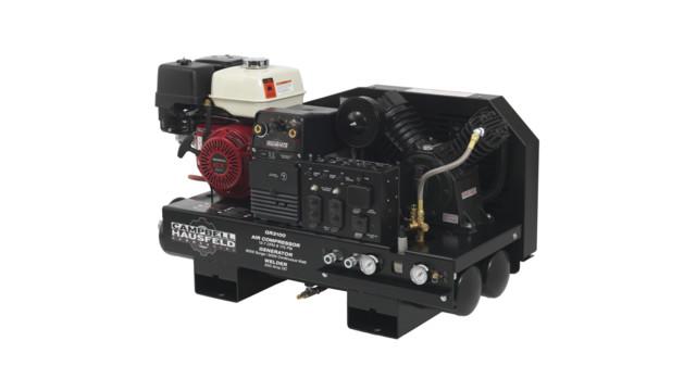 3-in-1 Air Compressor/Generator/Welder, No. GR3100