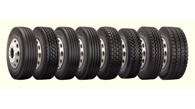 Bridgestone Commercial launches line of Dayton commercial truck tires
