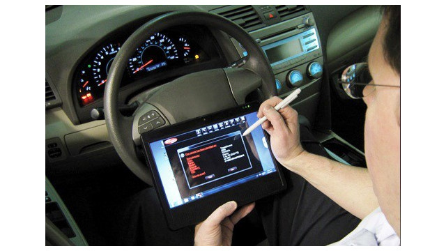 Delphi Auto IQ Scan and Flash Tool Advanced Tech Tips: CAN Bus Diagnostics