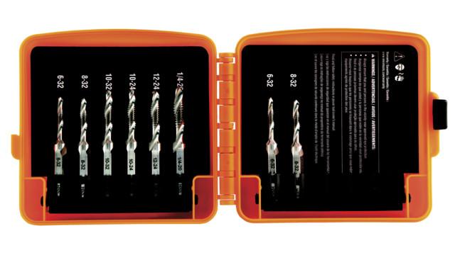 Drill Tap Tool Kit, No. 32217