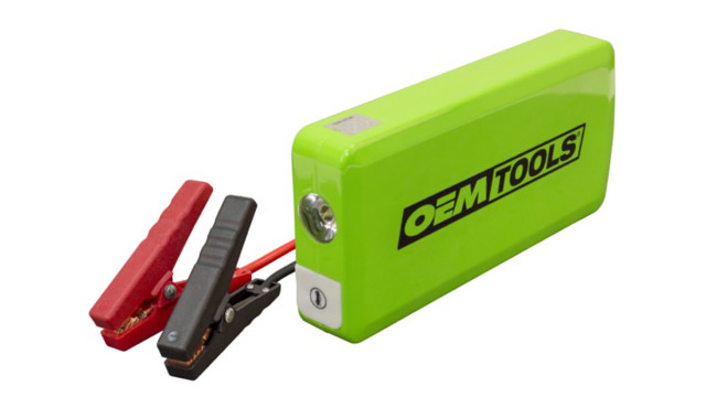 Portable Power with Jump Start