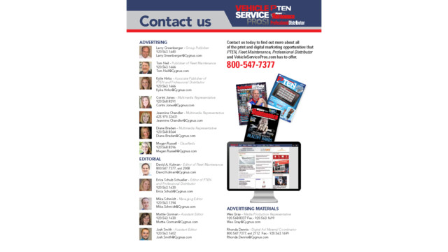 VSP Contact Page