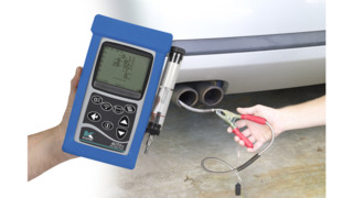 Exhaust Gas Diagnostics Kit