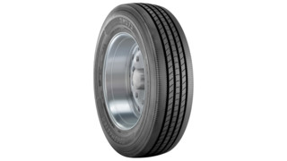 Roadmaster trailer tire, No. RM272