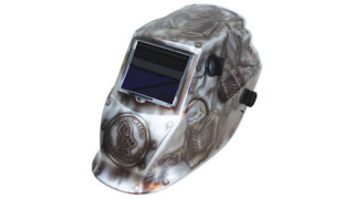 Variable Shade Welding Helmet, No. MMW56VG